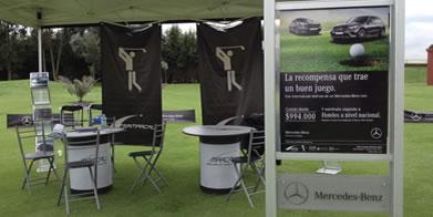Promoción de Mercedes-Benz