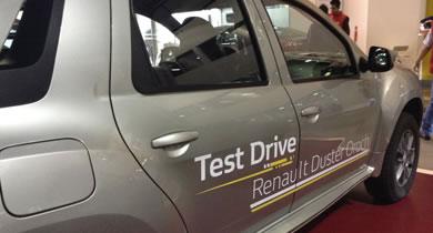 Test Drive Renault
