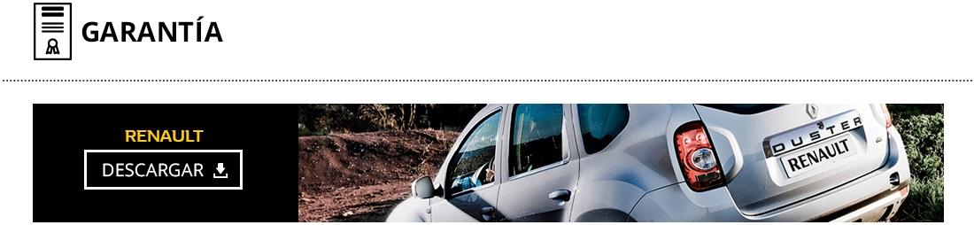 Marcali Renault Garantía Posventa