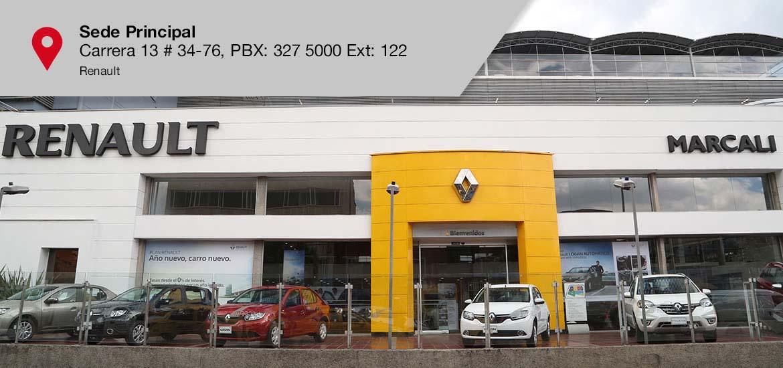 Renault Sede Principal