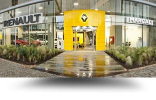 Renault Edificio Elemento